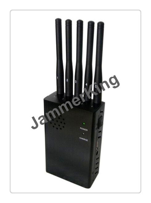 gps frequency jammer kit