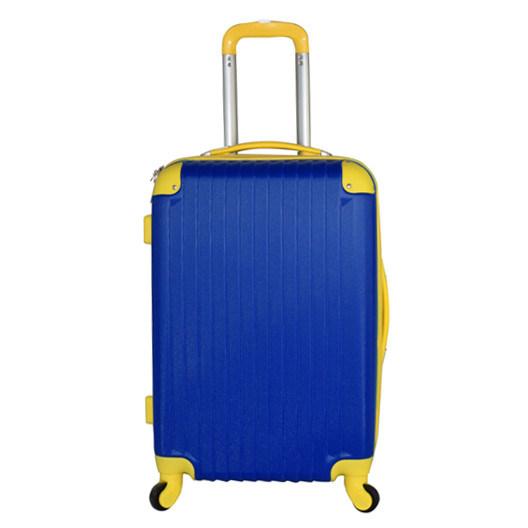 2017 Fashion ABS Trolley Travel Luggage