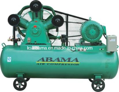 ATA-120 15HP with Horizontal Tank Belt Driven Stationary Air Compressor