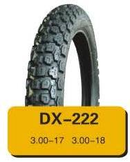 China Manufacturer High Quality Motorcycle Tyre with Tube