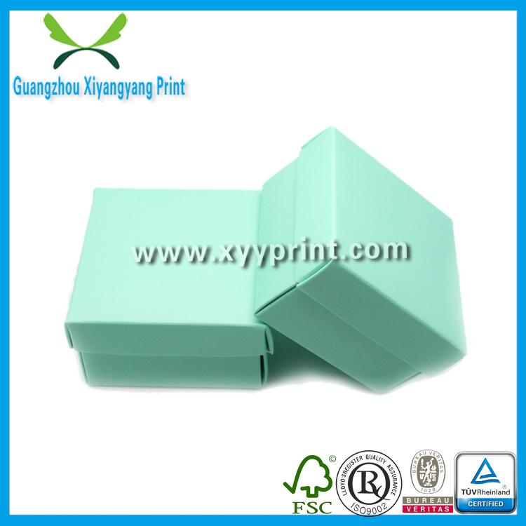 Custom Made Folding Kraft Paper Gift Boxes Printing Wholesale