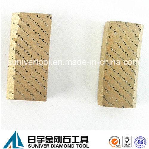 Arix Tech Diamond Segments for Core Drill Bits (SUDS)