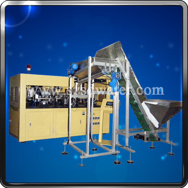 SD600-2 Pet Bottle Blowing Moulding Machine