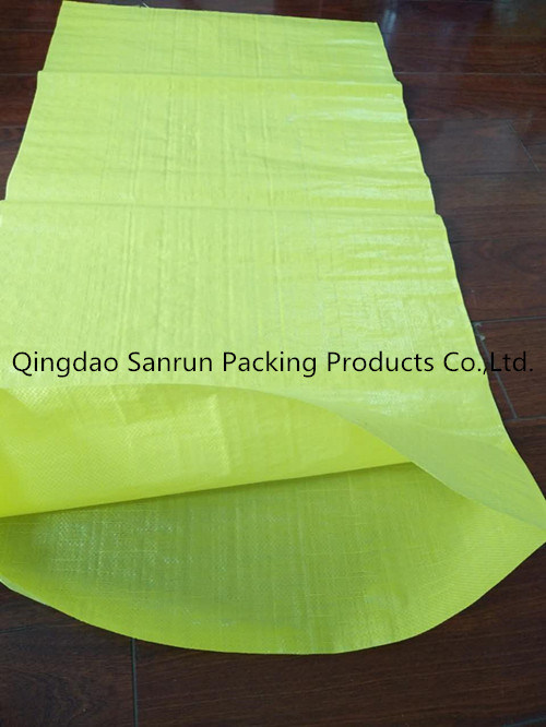 PP Woven Bag for Cement Sand Contruction Garbage Putty Powder Chemical