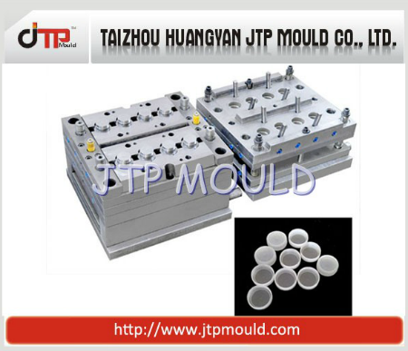 4 Cavities Shampoo Bottle Cap Plastic Cap Mould