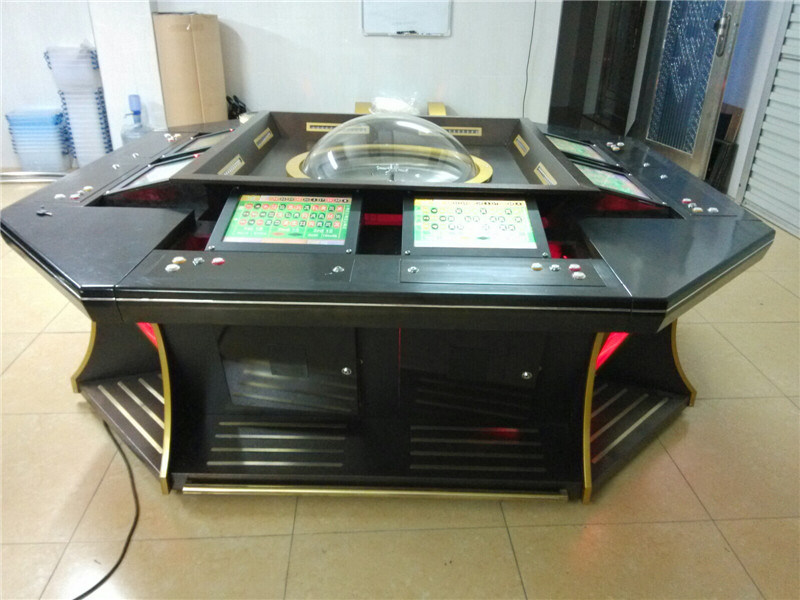 Blackjack automatic shuffling machines