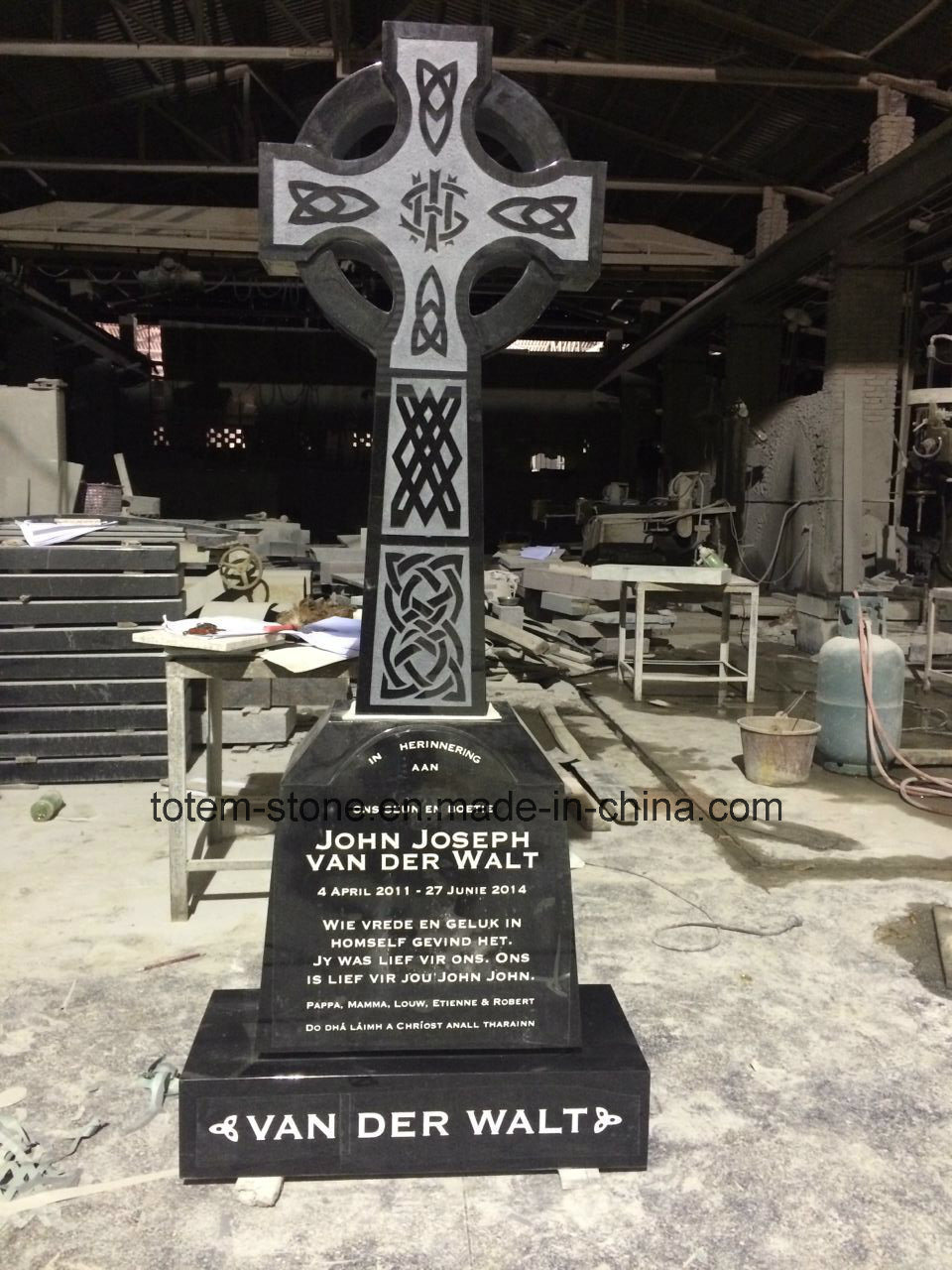 Granite Discount Grave Plaques Cemetery Memorial Stones Monuments Headstones for Sale