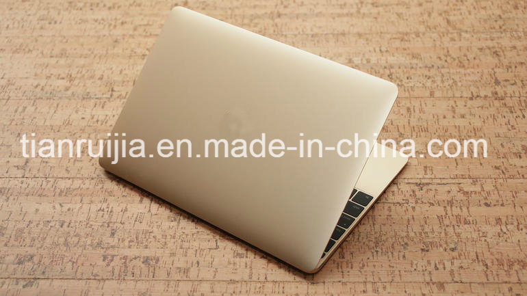 Fashion 12inch Gold I7 8GB 512GB SSD Retina Display Laptop