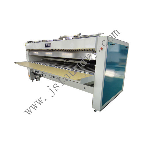 Laundry Folding Machine / Automatic Folding Equipment/Bedsheet Folding  Machine