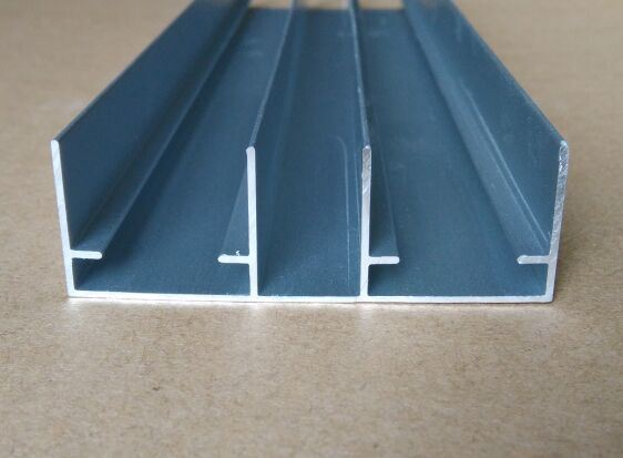 Extrusion Aluminium Frame Profile of Windows and Doors (A0104)