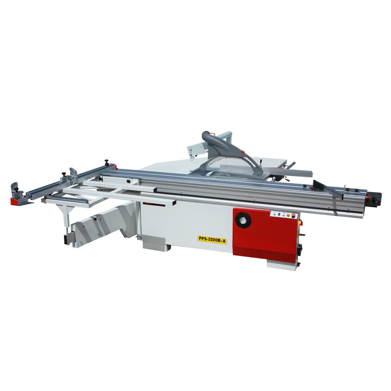 3200mm Horizontal Woodworking Sliding Table Saw Panel Saw