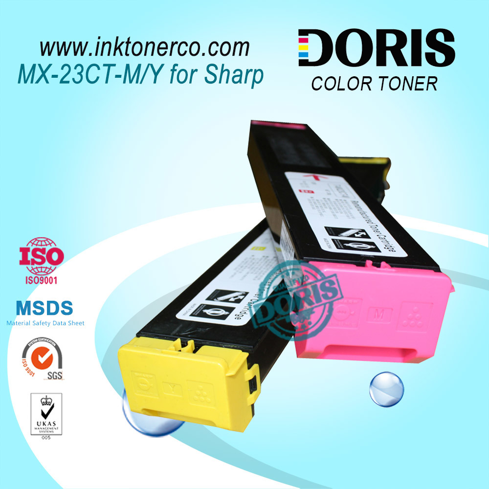Mx23 Color Copier Toner Mx-2310u Mx-2616n Mx-3111u Mx-3116n for Sharp
