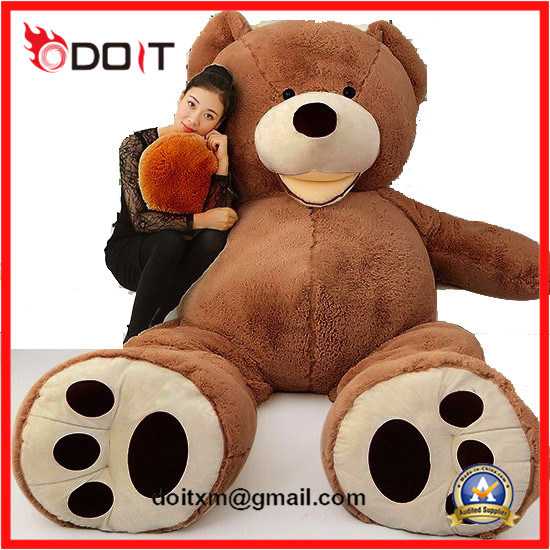 Promotion Christmas Teddy Bear Soft Stuffed Animal Kids Plush Toy
