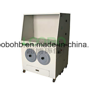 Dust Extractor and Donwdaft Table for Grinding Polishing Dust Exhaust