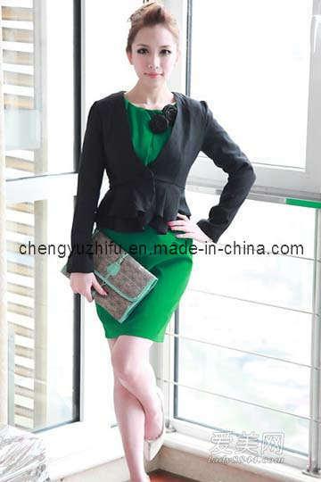 china ladies suit ladies skirt suits office lady suit