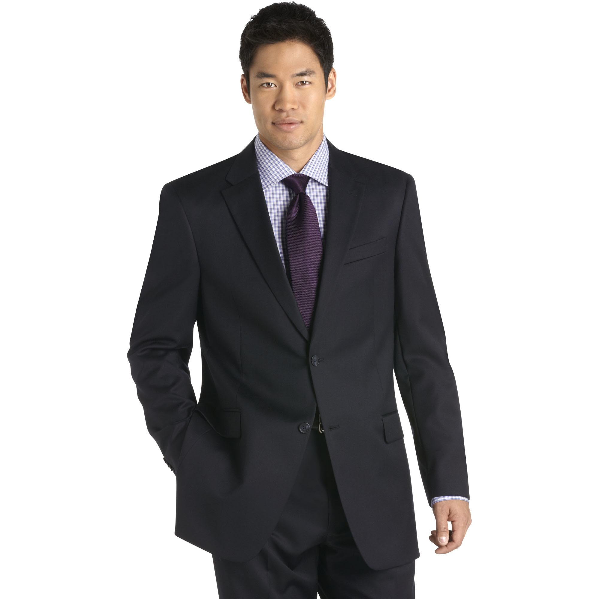 Asian men suit