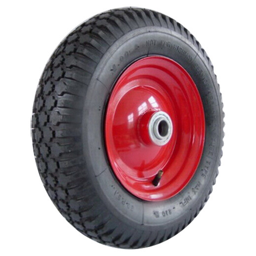 USA Standard Heavy Duty Construction Wheel Barrow/Trolley