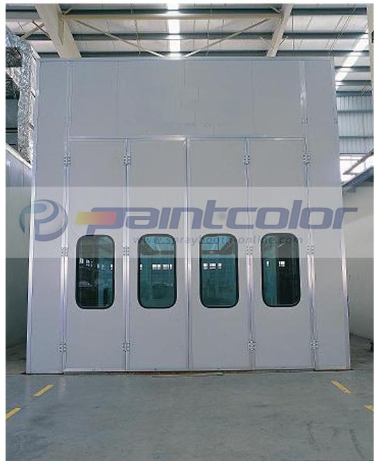 12m X 3m X 4m Paint Spray Booth