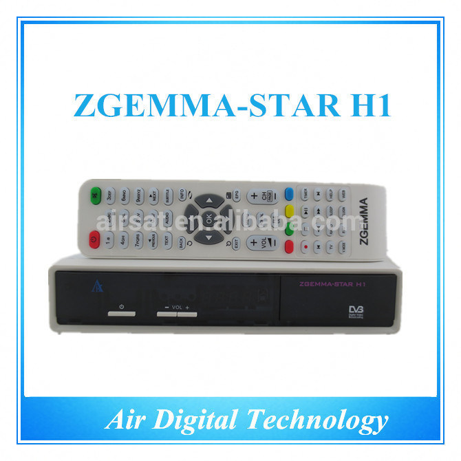 Zgemma-Star H1 Dvbs2+C Stock for Netherlands