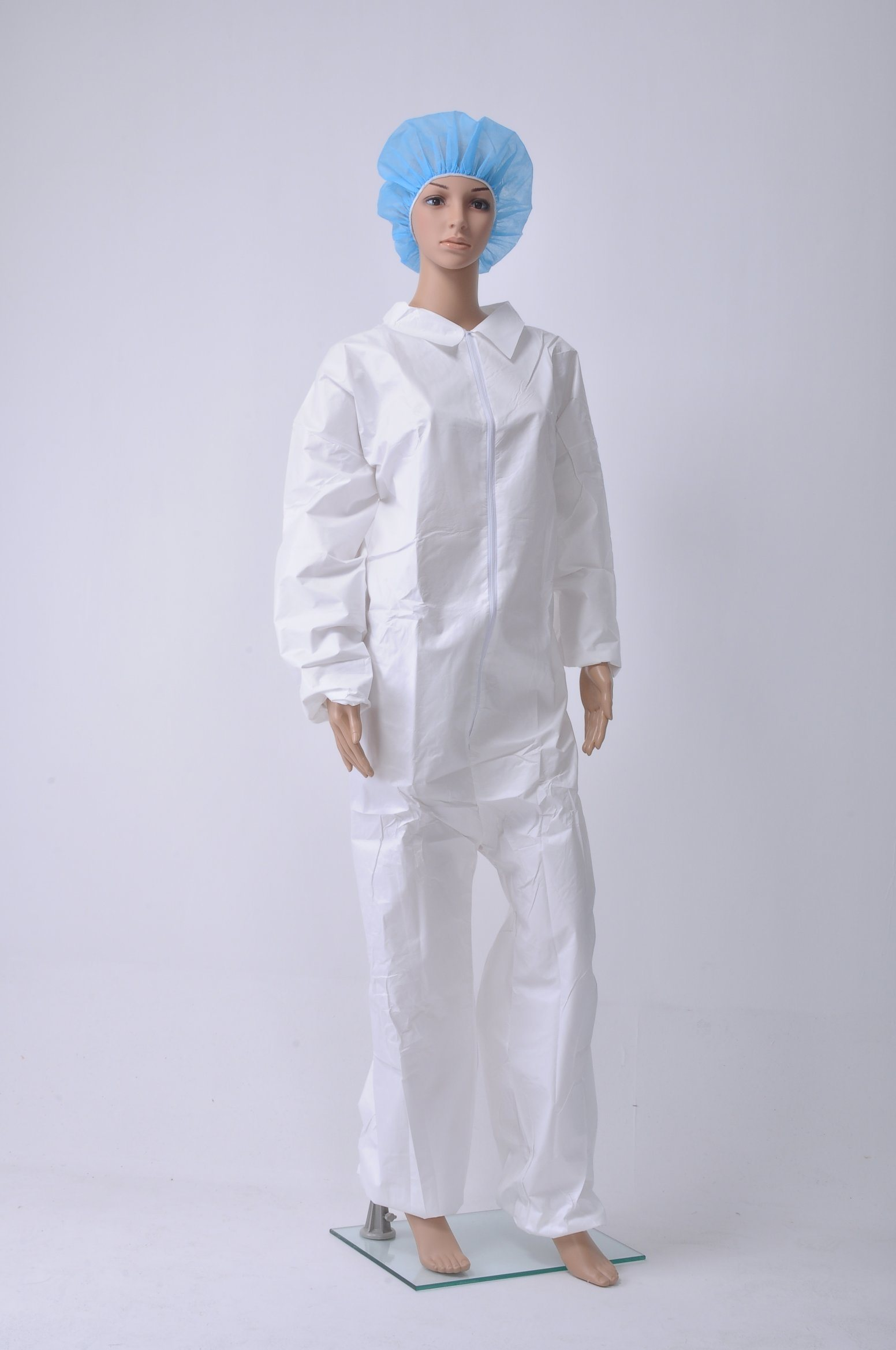 Disposable Protective Coverall Non Woven Coverall with Ce