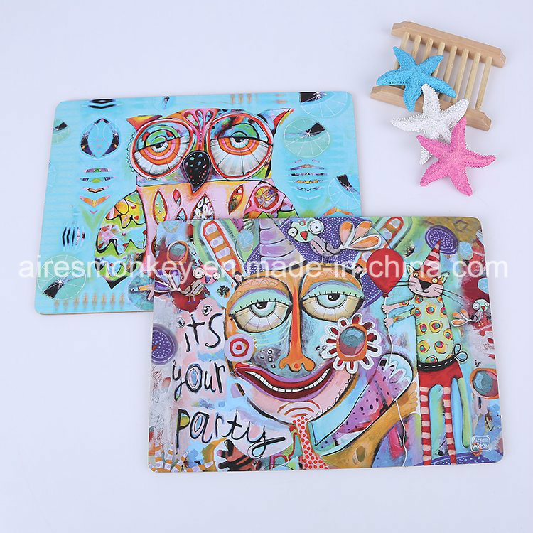 Eco-Friendly Custom Printed Cork Coaster