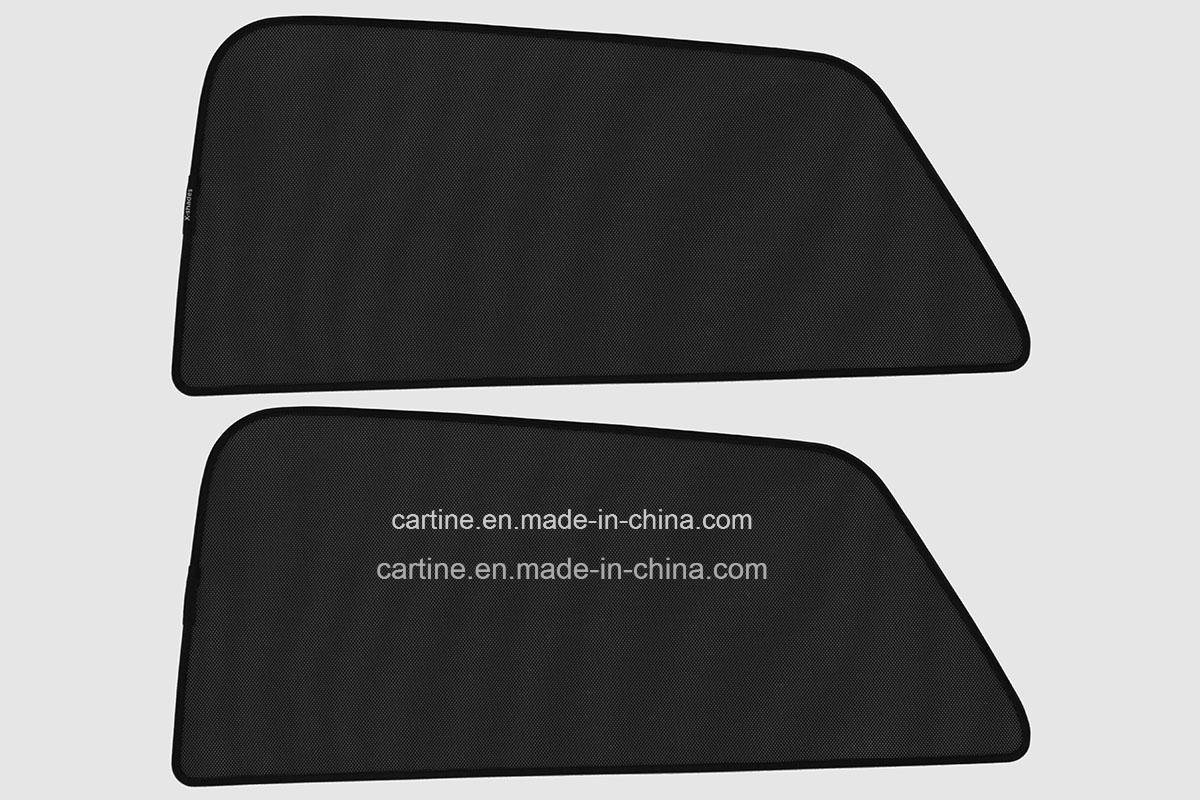 Exclusive Designed Magnets Installed Car Mesh Sunshade for Chevrolet