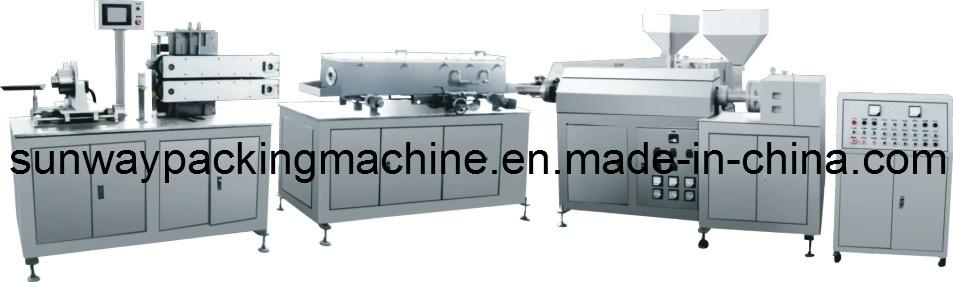 Single Layer Full Plasitc Tube Making Machine