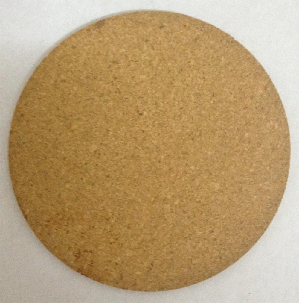 Soft Wooden Cup Pad for Absorbent Replacement Coaster