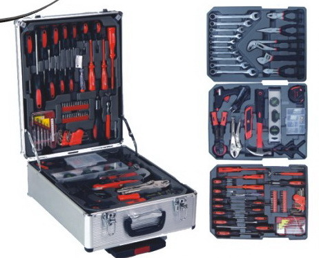 186PC Tools Set in Trolley Case (PT20026-186A)