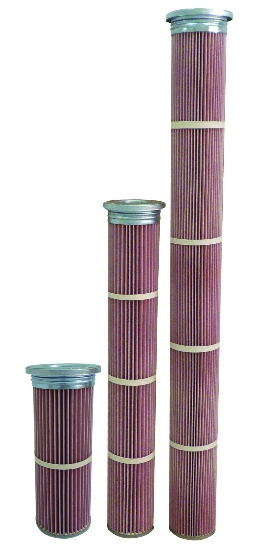 Htr PPS / Nomex High Temperature Air Filter Cartridge