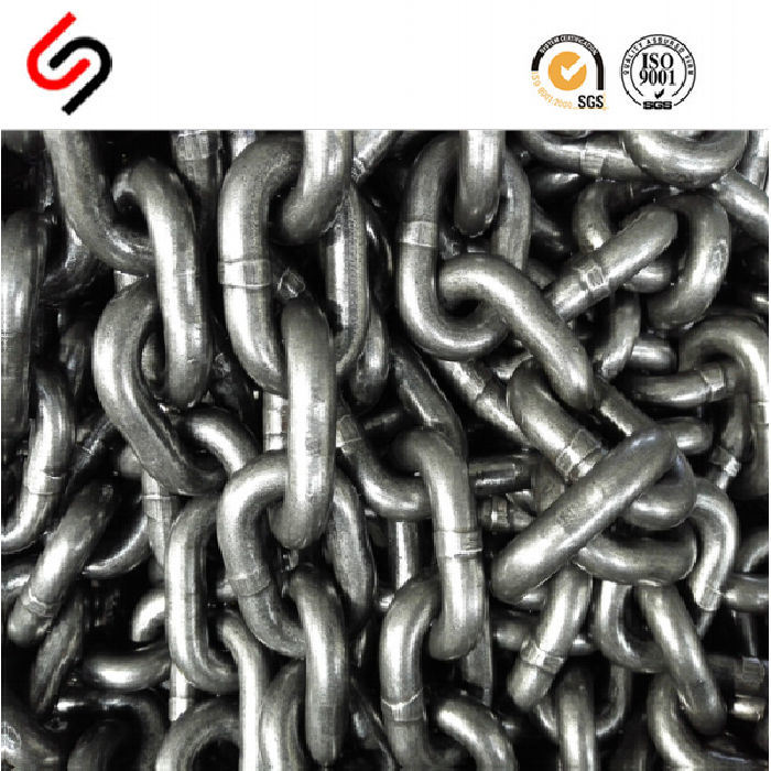 G100 Link Chains with High Strength-Diameter 18
