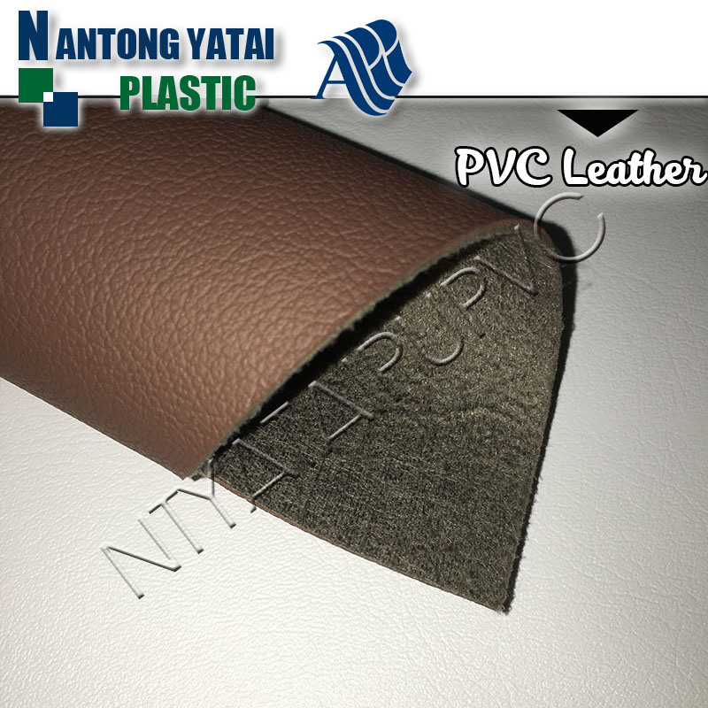 Environmental Protection PVC Leather for Sofa, Chair Cover