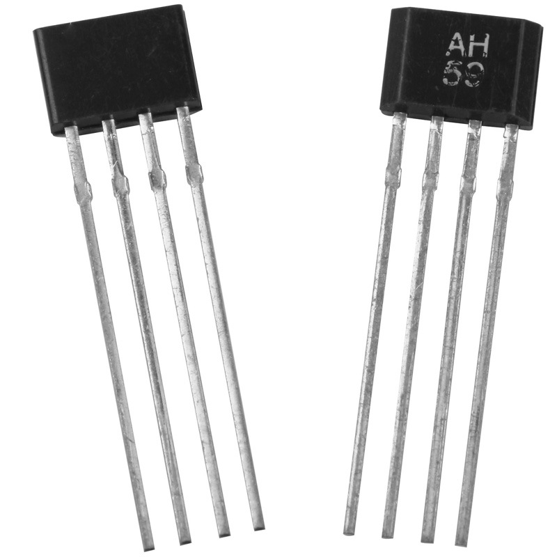 Hall Effect Sensor (AH58) , Sensor, Magnetic Sensor, Hall Switch, BLDC Motor Detection, Position Sensor