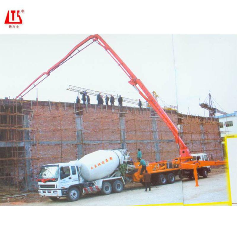 25-52m Truck-Mounted Boom Concrete Pump