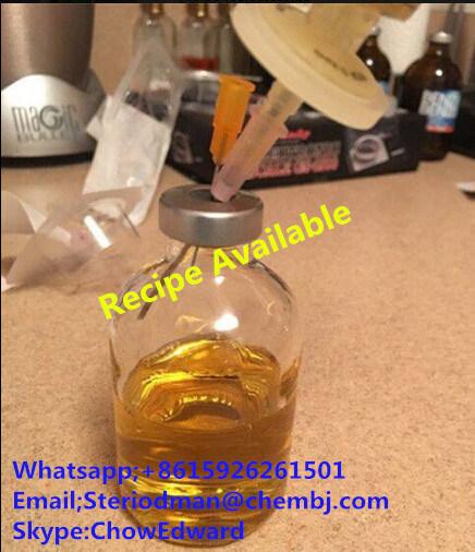 Injectable Steriod Liquid Body Supplement B. U Boldenone Undecylenate