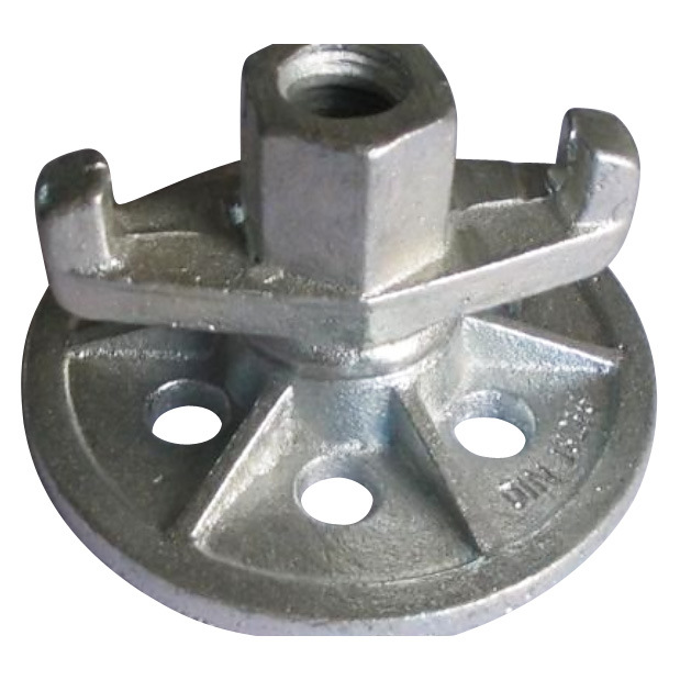 Casting/Formwork Nut/Tie Rod/Galvanized Wing Nut