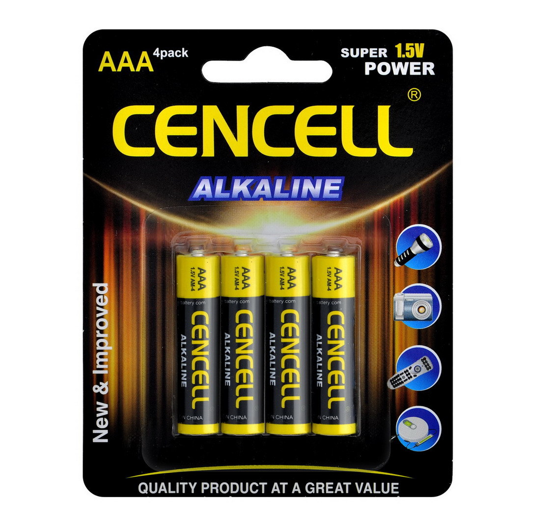 Small Toys AAA/Lr03 Alkaline Battery
