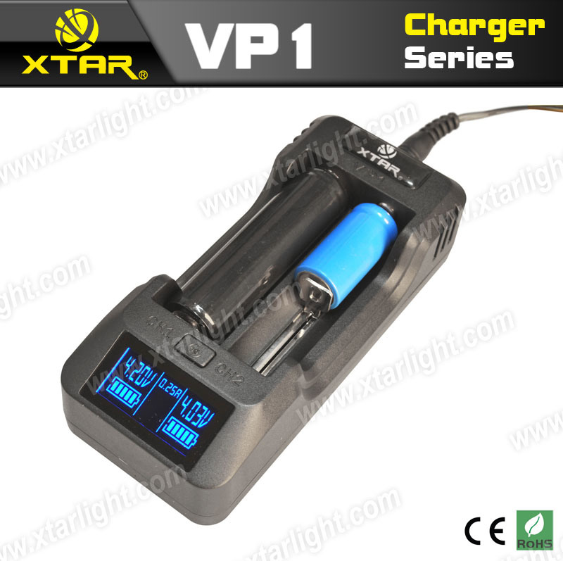 china xtar cc  cv 18650 charger with lcd displayer vp1 photos  u0026 pictures