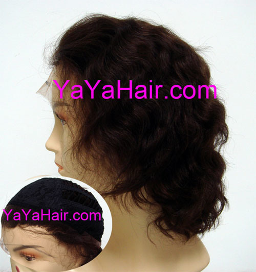 Human Hair Lace Front Wigs From China 7