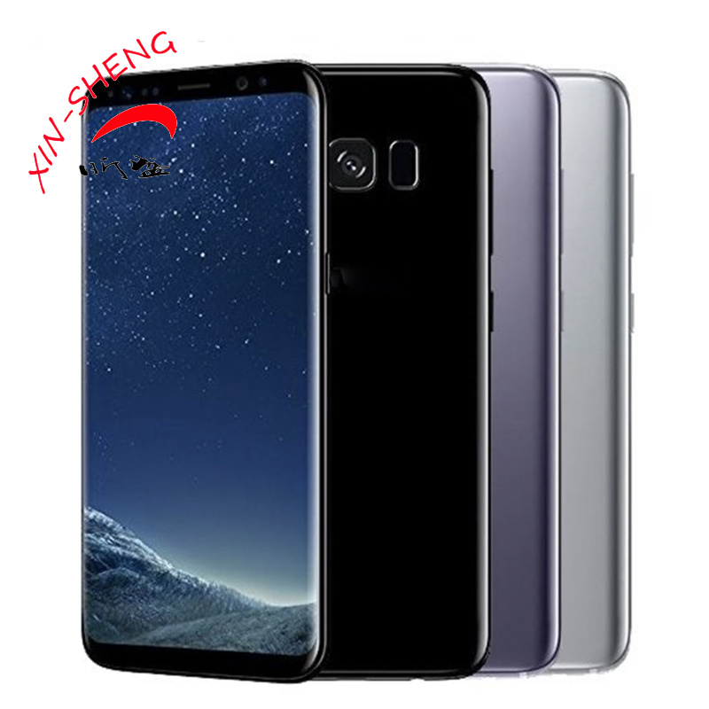 S8/S8 Edge Mobile Phone 32GB 64GB Verizon Unlocked Smart Phone