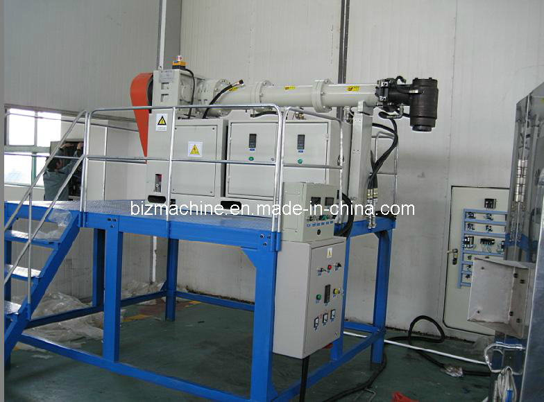 Cold-Feeding Silicon Rubber Extruder (XJWP45X12D)