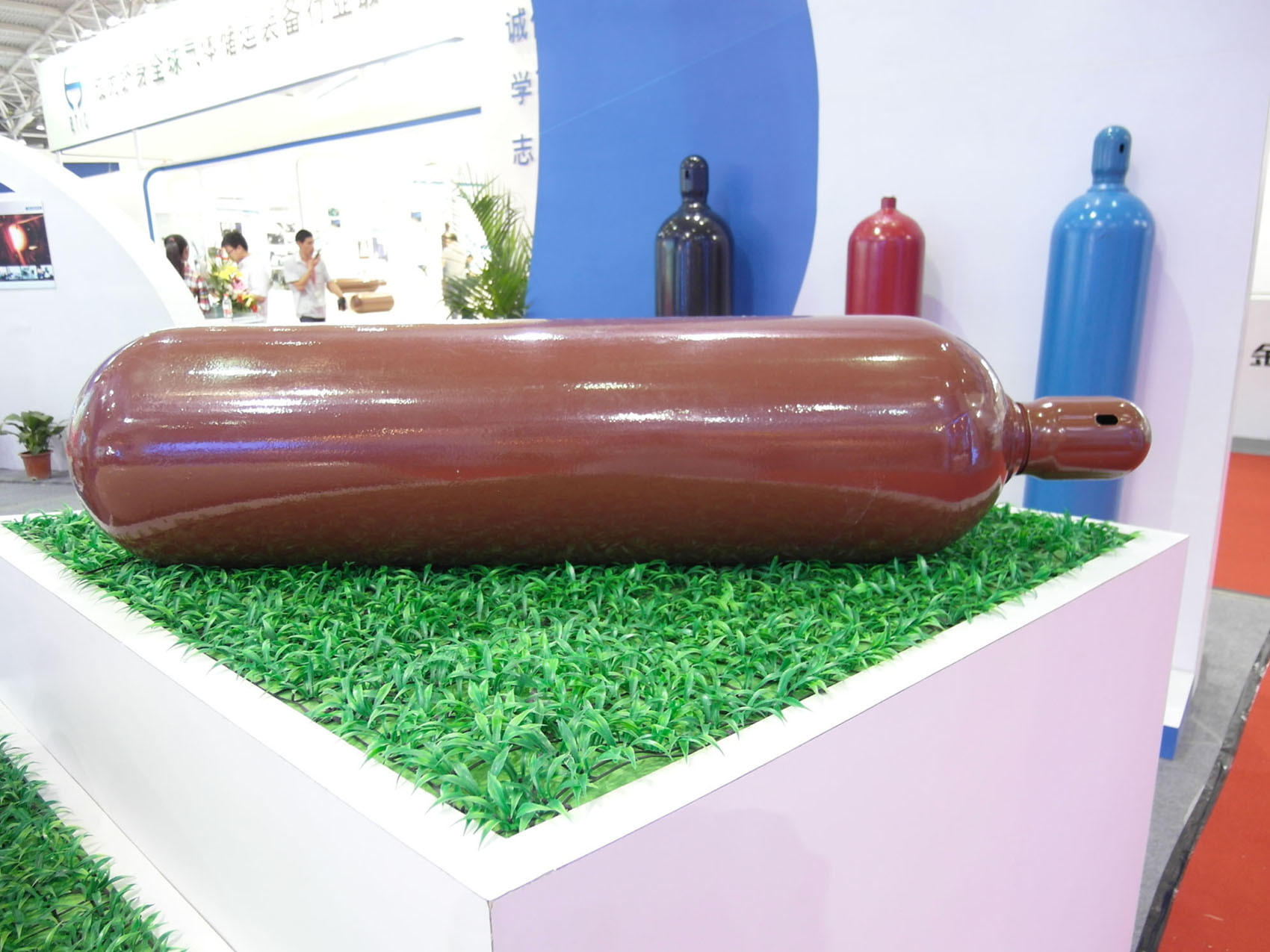 ISO11439 Standard 20MPa CNG Cylinder