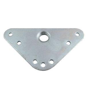 Ss Sheet Metal Bending Laser Cutting Spare Parts