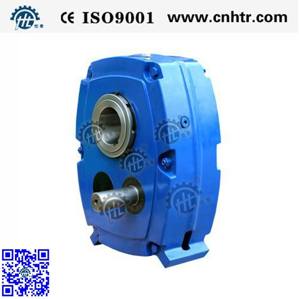 Hxgf Size B-J Helical Shaft Mounted Gear Reducer for Conveyor Belt