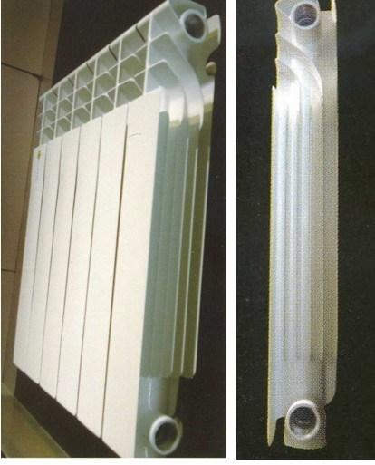 Aluminium Radiator (SCS-500/85)