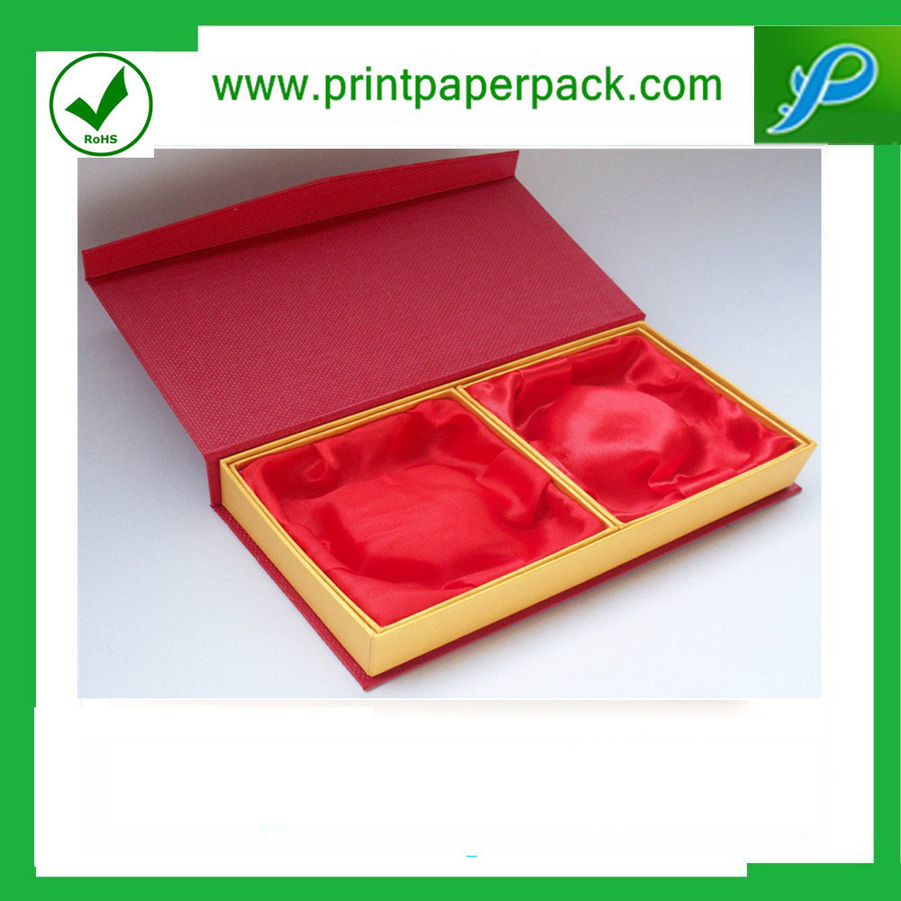 Custom Printed Premium Cardboard Paper Jewelry Box