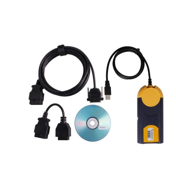 Latest 2013.02V Multi-Di@G Access J2534 Pass-Thru Obdii Diagnsotic Tool