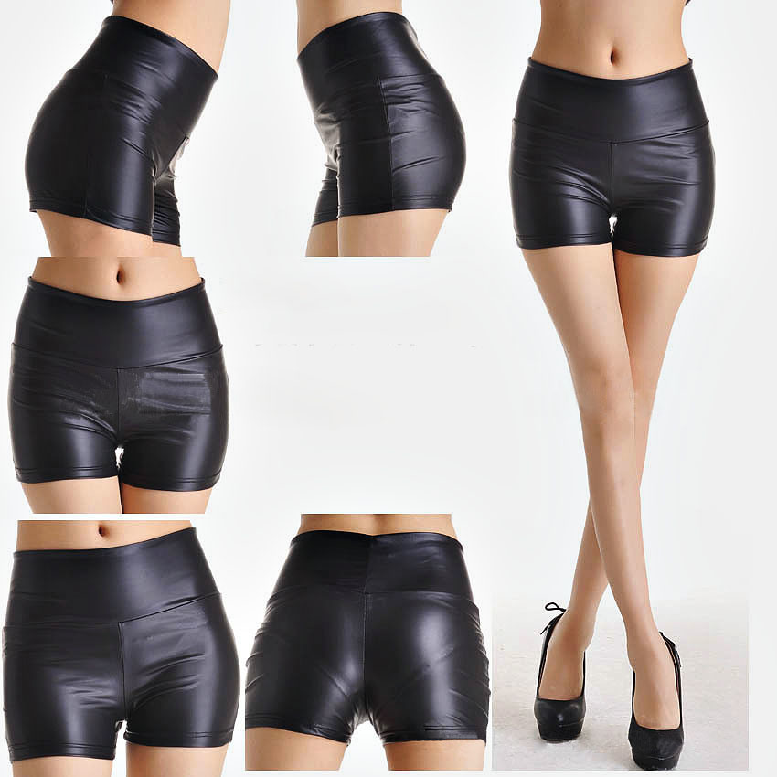 Lastest Tight Black Sexy Leather Pant Wholesale China Manufacturer Womens