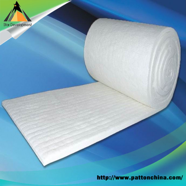 1260 Degree Heat Insulation Ceramic Fiber Blanket