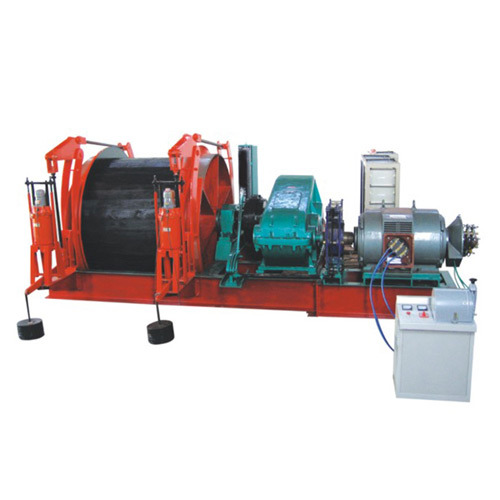 Mine Winch (Hoist) for Lifting Materials Shaft Platform
